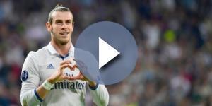 Gareth Bale, en un partido disputado esta temporada con el Real Madrid