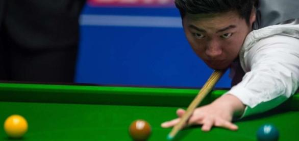 China's Yan Bingtao falls short in comeback against former champ ... - scmp.com