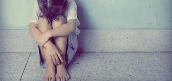Criança é vítima de violência há quase um ano (Foto: Reprodução)