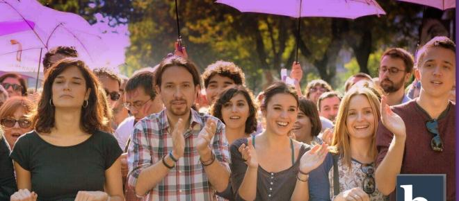 Podemos: No insultéis a mis chavales, somos lo honesto de España