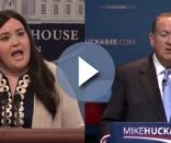 "Mike Huckabee, ""Saturday Night Live,"" via YouTube"