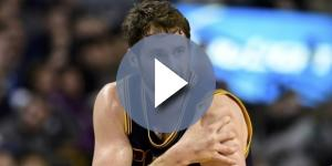 Kevin Love injures shoulder, accuses Kelly Olynyk of dirty play ... - usatoday.com
