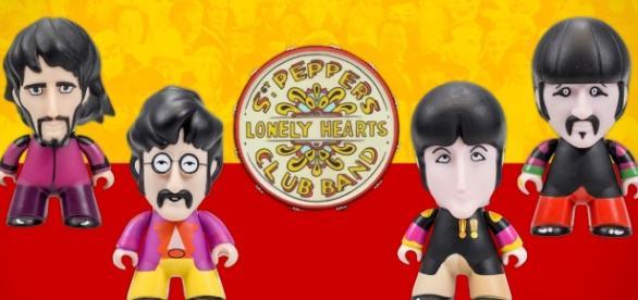 50 anos do lançamento do álbum Sgt. Pepper