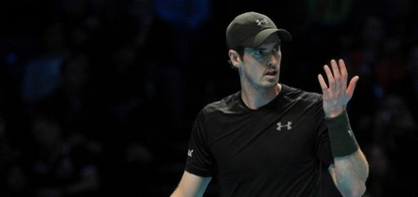 British tennis player Andy Murray. Photo by Marianne Bevis -- CC BY-ND 2.0