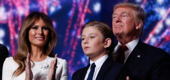 Trump family confirms Barron's new school - Photo: Blasting News Library - nhely.hu