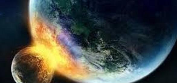 Un pianeta sconosciuto in collisione con la Terra?