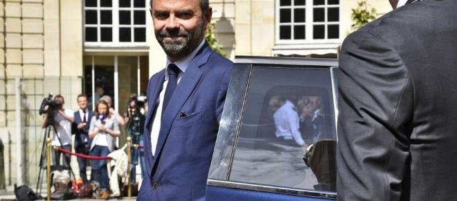Primer ministro de Francia: el conservador Édouard Philippe