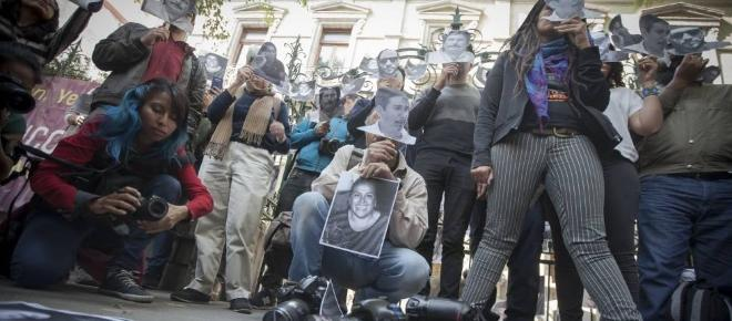 Amnistía Internacional advierte de los peligros de ser periodista en México