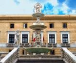 Palazzo delle Aquile, sede del municipio palermitano (via Portale Turismo-Comune di Palermo)