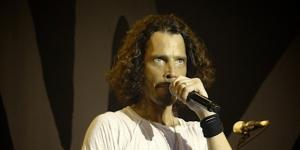 Chris Cornell durante un live - Flickr.