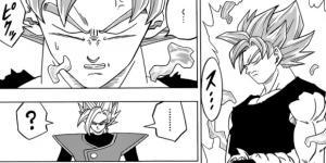 El poder máximo de Goku en el Manga 24