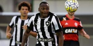 Sassá entrou na lista de negociáveis do Botafogo.