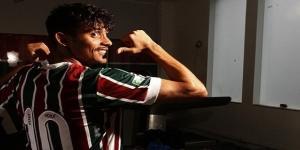 Scarpa retornou no último domingo após sofrer fratura no tornozelo direito (Foto: Site Oficial do Fluminense F.C.)