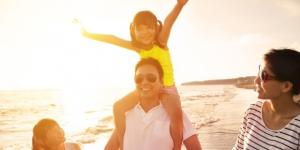 Top tips for your first family holiday with a new partner ... - eharmony.co.uk