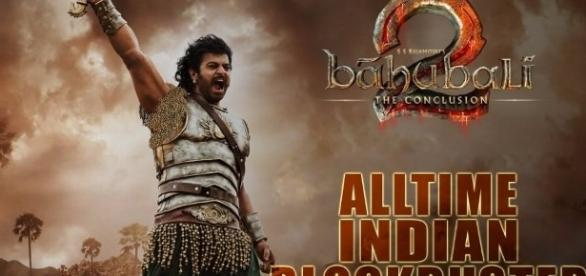 A still of Prabhas from ' Baahubali: The Conclusion' movie