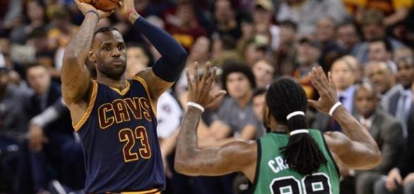Cleveland Cavaliers Vs. Boston Celtics Season Preview - kingjamesgospel.com
