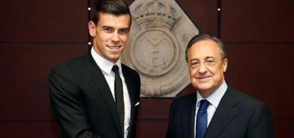 Florentino Perez states Bale is untouchable | ChelseaNews24 - chelseanews24.com