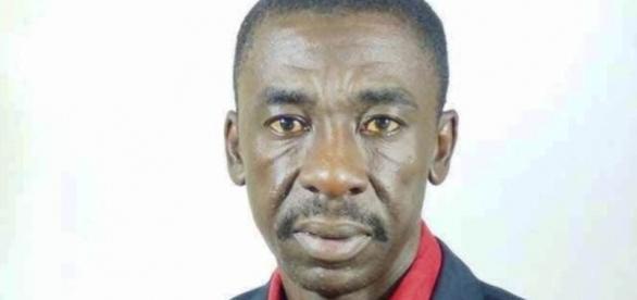 Monsieur le directeur Ibrahim Zakari du CCERE