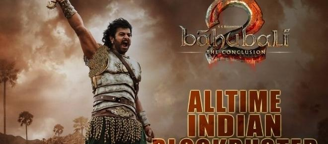Bahubali 2 19 days collection in India and overseas box office