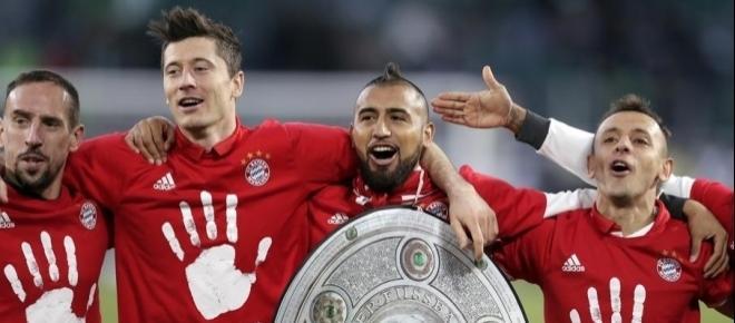 Bundesliga season review 2016/2017 - Brilliant Bayern make it a fab five!