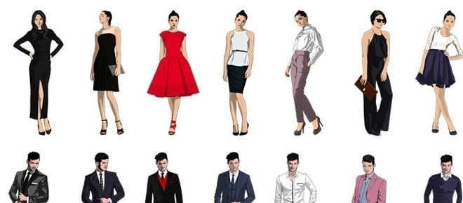 A importância do 'Dress Code' em determinados eventos