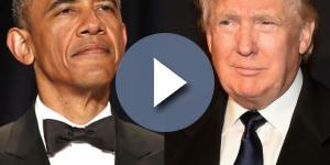 Obama Answers DREADED Question: How Has Trump IMPRESSED Him ... - faithfamilyamerica.com
