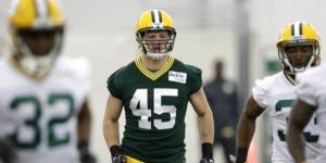 Vince Biegel had a second foot surgery ... - madison.com
