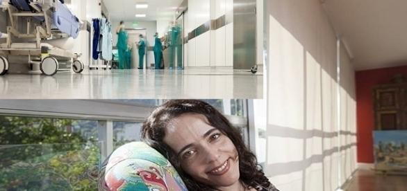 Silvia Buarque está internada após apresentar um quadro grave de depressão
