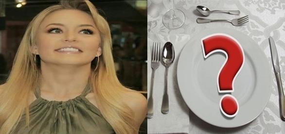 Atriz Angelique Boyer revela suas comidas prediletas em entrevista
