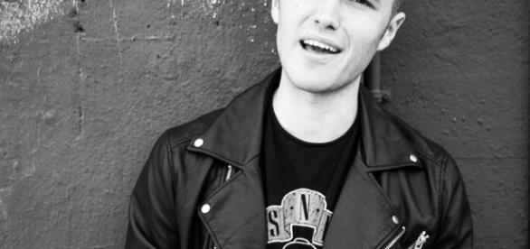 Declan Michael Laird - a young Scot in Hollywood - supplied by Declan Laird