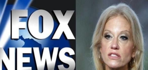 Fox News on Kellyanne Conway, via Twitter