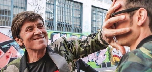 """Gianni Morandi e Fabio Rovazzi - """"Volare"""""""