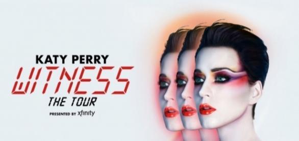 Katy Perry announces new album Witness release date and US tour - digitalspy.com