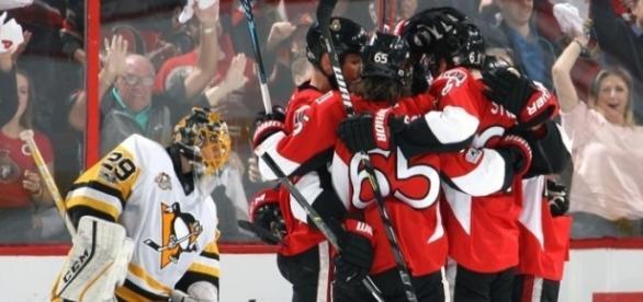 Los Senators tienen una pegada de campeón en lo que va de la Final del Este. NHL.com.