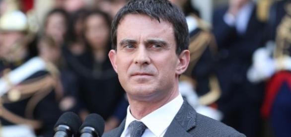 Manuel Valls, candidat aux législatives