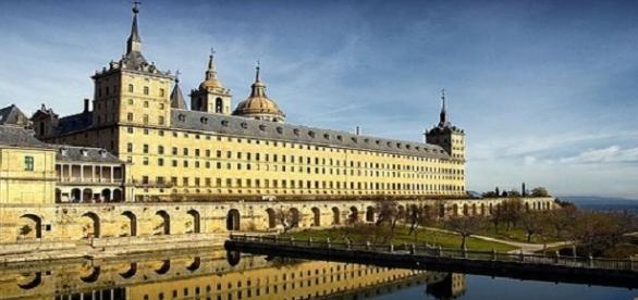 Monasterio-palacio de El Escorial (Madrid)