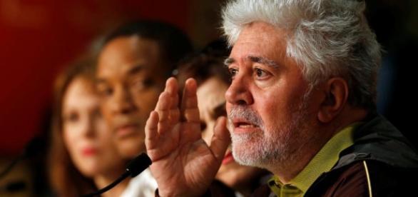 O diretor espanhol Pedro Almodóvar, presidente do júri desta edição do Festival, criticou a posição da plataforma de streaming (Foto: Reprodução)