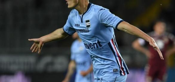 Patrik Schick: uno degli obiettivi della Juve.