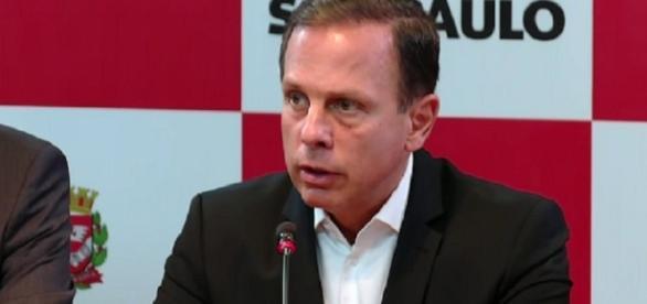 Prefeito de São Paulo, João Doria, ficou irritado com gravações captadas de Aécio Neves em delação de Joesley Batista