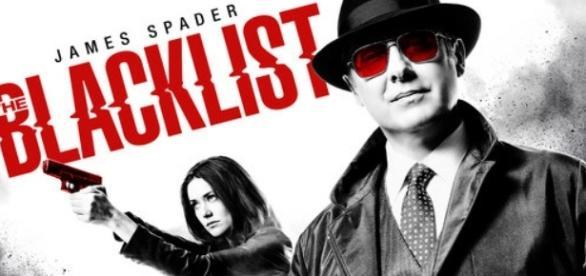 The Blacklist tv show logo image via Flickr.com