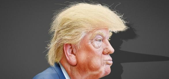 Trump talk Photo Credit: DonkeyHotey