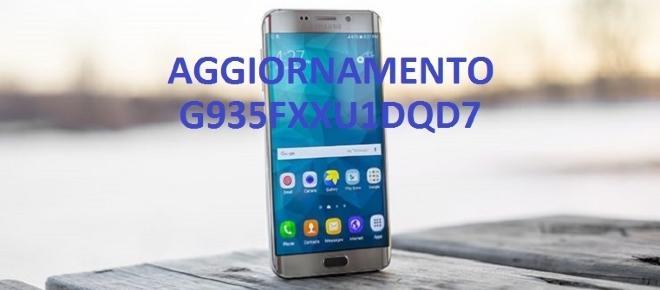 Update G935FXXU1DQD7 del 17 maggio per i Samsung S7 di Tre italia