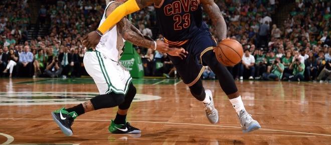 NBA Playoffs: los Cavs aplastan a los Celtics (117-104)