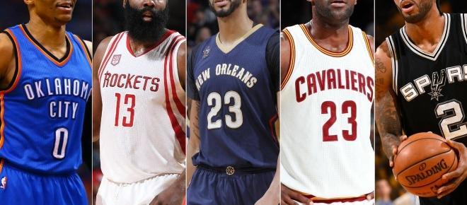 La NBA hace oficiales los Quintetos del Año