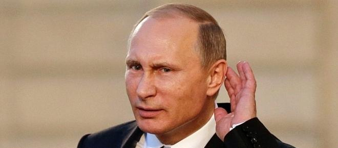 Putin acusa de
