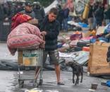 Após ação da polícia, usuários se espalharam por ruas próximas da Cracolândia