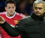 José Mourinho quiere tener a Chicharito en la próxima temporada.