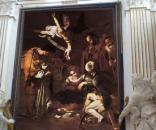 La Natività del Caravaggio, il dipinto.