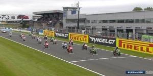 Gran Premio del Regno Unito a Donington Park