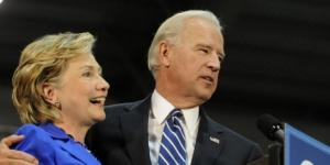 Joe Biden speaks about Hillary Clinton as a candidate - Photo: Blasting News Library - npr.org